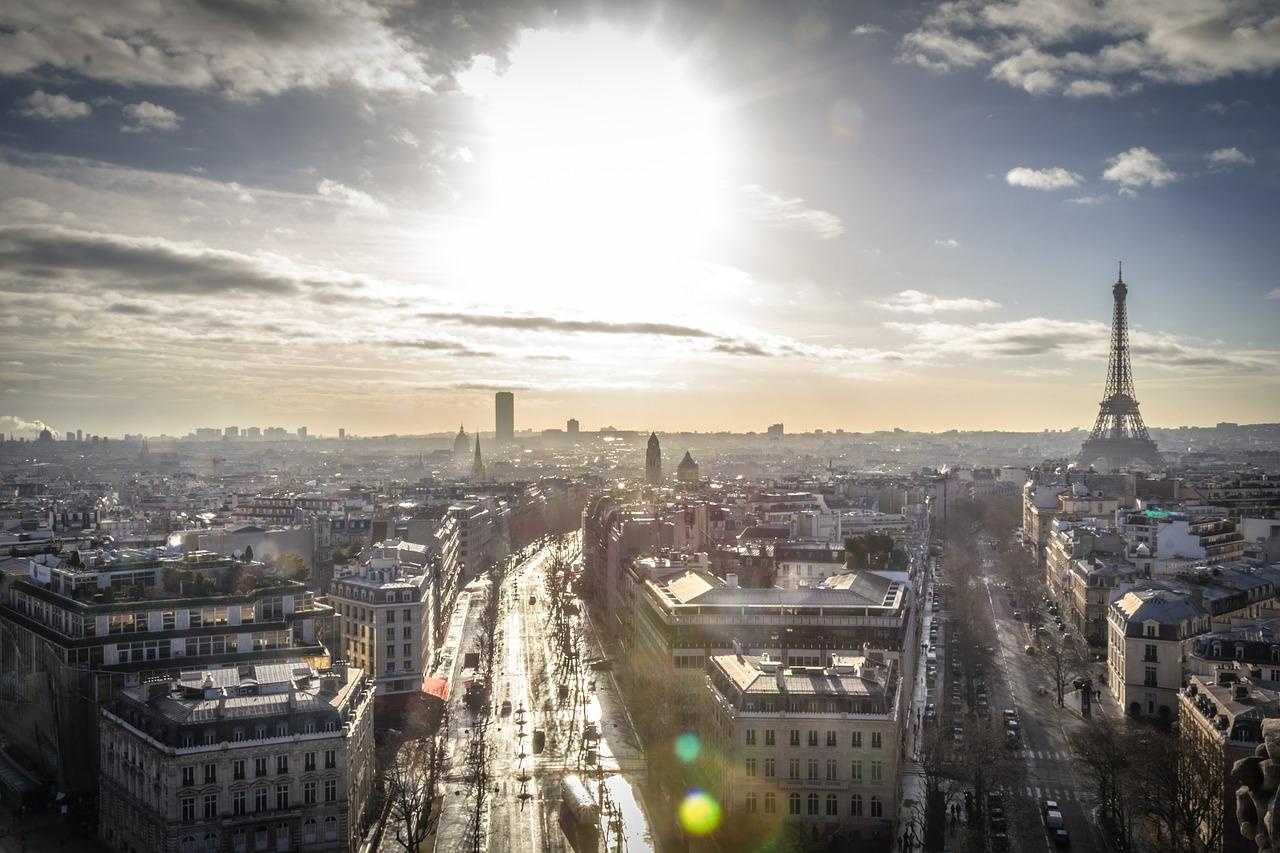 Week-end à Paris pas cher